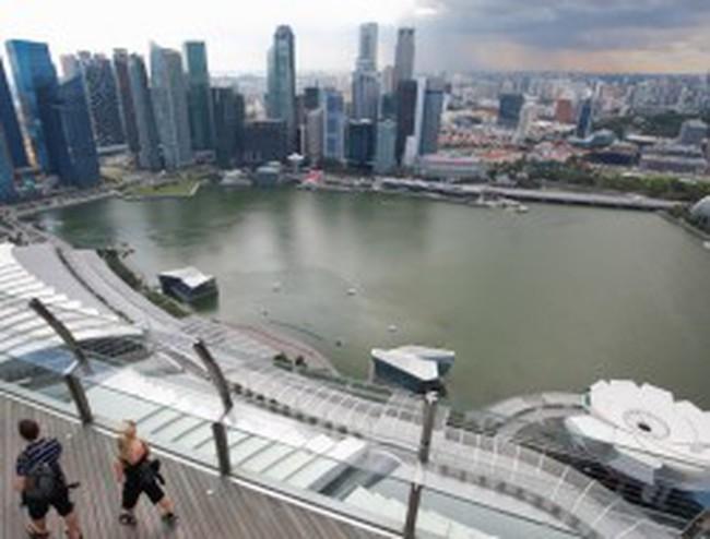 Singapore là thành phố cạnh tranh nhất châu Á
