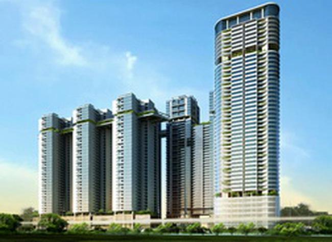 Căn hộ Dự án Golden Silk dự kiến có mức giá xoay quanh 20 triệu đồng/m2