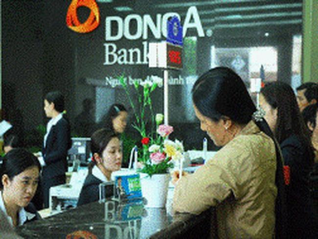 DongA Bank: Hạ lãi suất huy động xuống 13%/năm