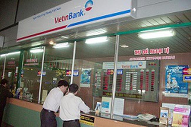 Trần lãi suất huy động tại VietinBank là 13%/năm