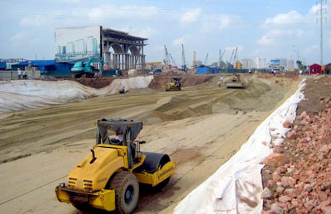 Hà Nội: Còn 1.209 dự án cần thu hồi đất