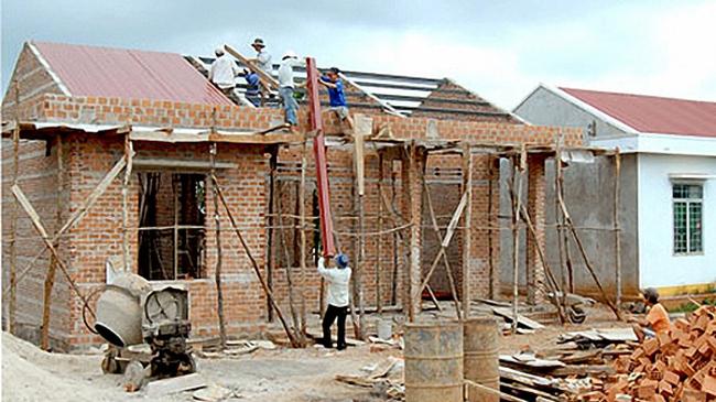 Đất không giấy tờ sẽ được cấp phép xây dựng