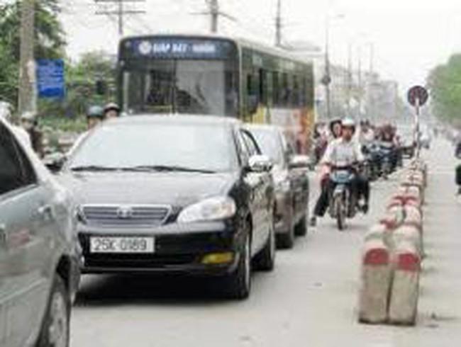 Sẽ thu phí lưu hành xe cá nhân?