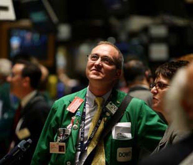 Dow Jones lên cao nhất kể từ 2007
