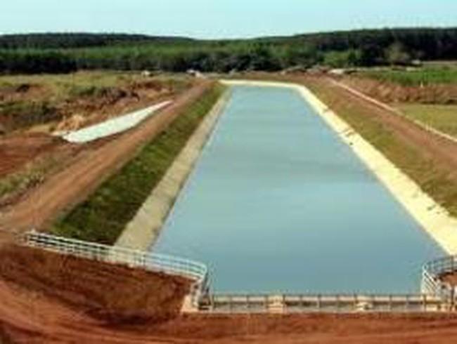 ADB viện trợ 800.000 USD giúp phát triển thủy lợi