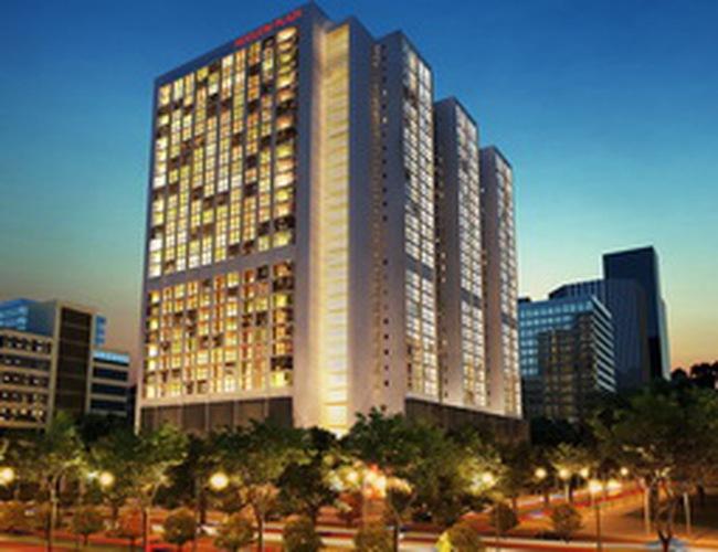 Tháng 4/2012, Savills chào bán 460 căn hộ Hồ Gươm Plaza ra thị trường