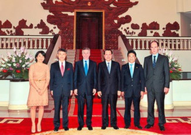 Barclays Capital nhắm vào lĩnh vực tài chính ngân hàng, cơ sở hạ tầng, viễn thông tại Việt Nam
