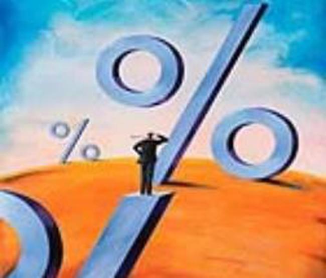 Lãi suất tiến và lùi