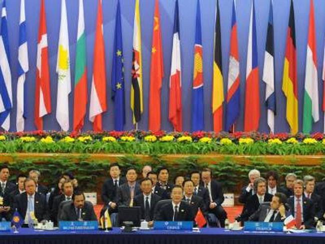Tăng trưởng kinh tế G20 chậm lại do tác động của khủng hoảng nợ châu Âu