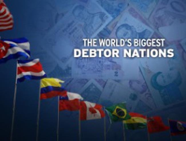 Các quốc gia nợ nhiều nhất thế giới