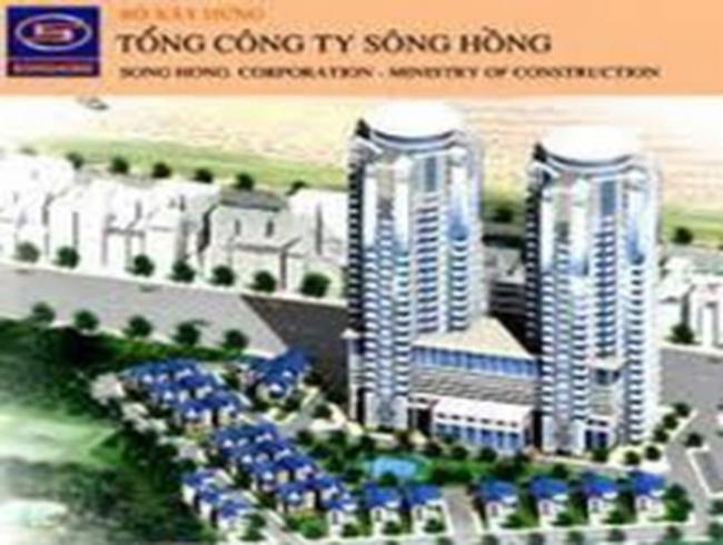 Tông công ty Sông Hồng đặt mục tiêu lợi nhuận 51,03 tỷ đồng