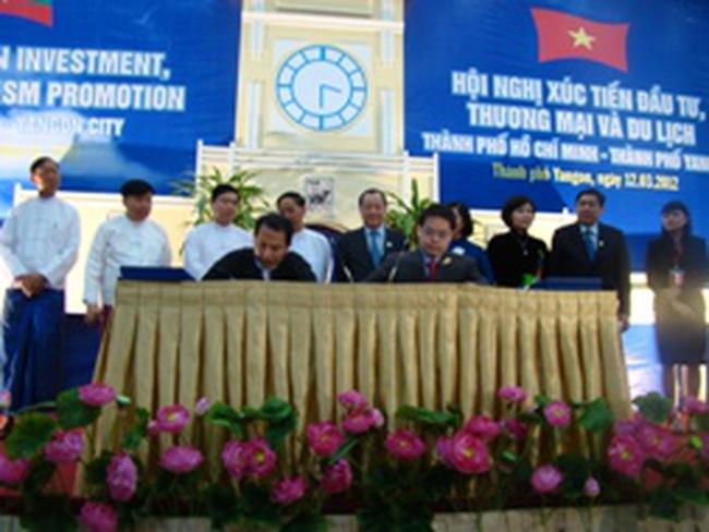 Nhựa Đại Đồng Tiến: Ký kết hợp tác chiến lược với nhà phân phối Myanmar