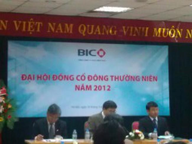 BIC: Giảm giá phát hành cổ phiếu ESOP xuống 10.000 đồng/cp