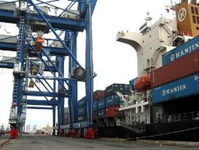 Ngành vận tải biển trong nước nguy khó