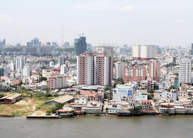 Nhà đất nội thành TP HCM tiếp tục giảm giá