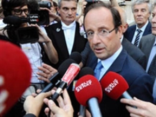 François Hollande là ứng cử viên sáng giá nhất cho chức Tổng thống Pháp