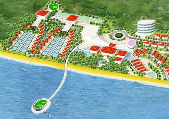 Thu hồi dự án Khu du lịch Thuận An Resort