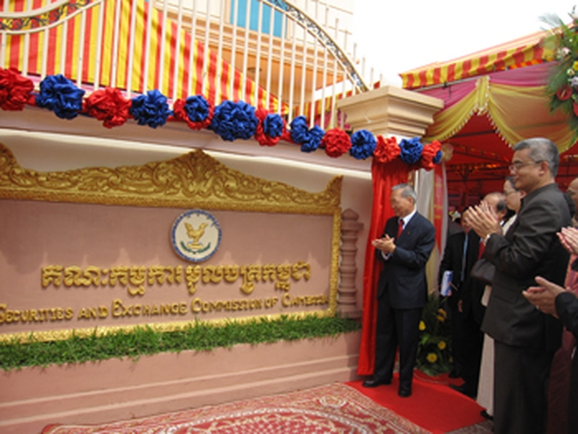 Campuchia chuẩn bị đợt IPO đầu tiên