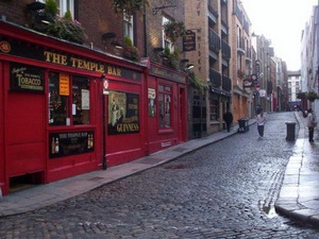 Thặng dư thương mại của Ireland đạt mức kỷ lục