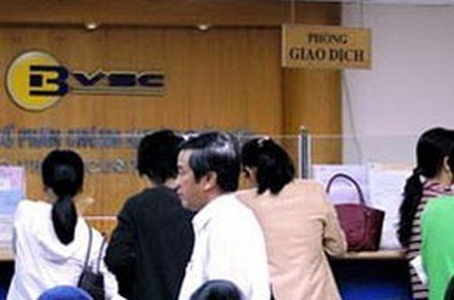 BVS đã được phép thực hiện giao dịch ký quỹ