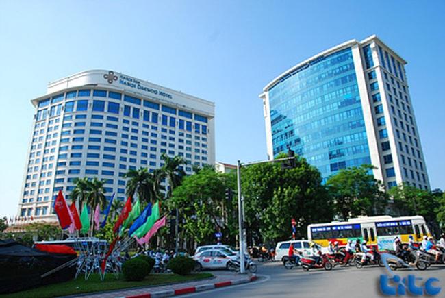 Hanel Hà Nội mua lại toàn bộ Khách sạn Deawoo Hà Nội