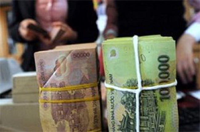 Chính sách tiền tệ đang thắt lại