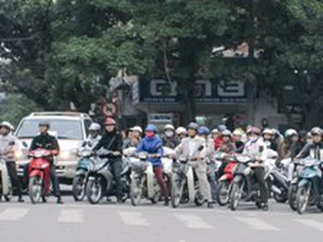 Tỷ lệ sử dụng phương tiện công cộng của Hà Nội thấp nhất châu Á
