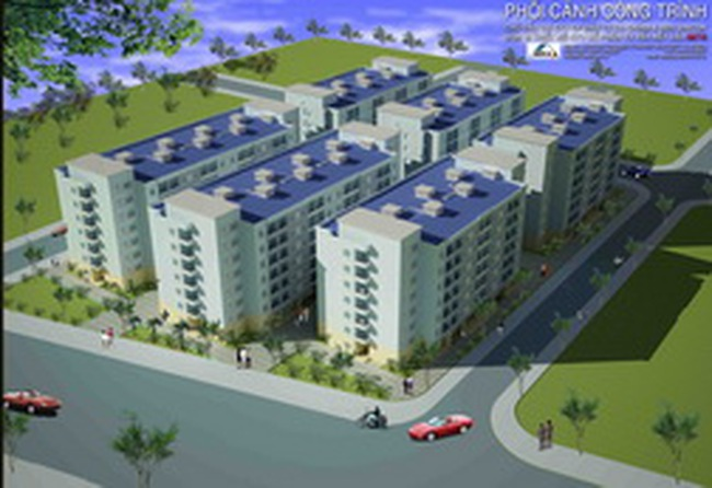 Nhà nước sẽ mua lại căn hộ giá 15 triệu đồng/m2