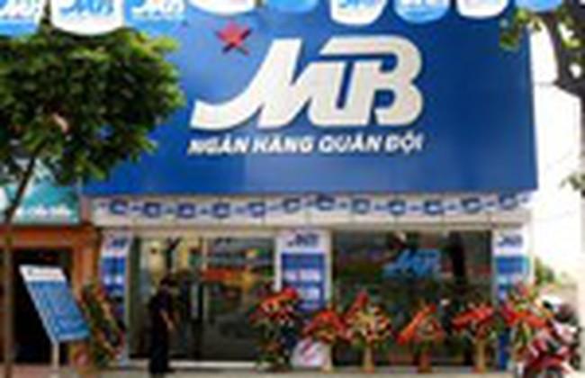 MBB: 3/4 GDKHQ họp Đại hội đồng cổ đông thường niên năm 2012