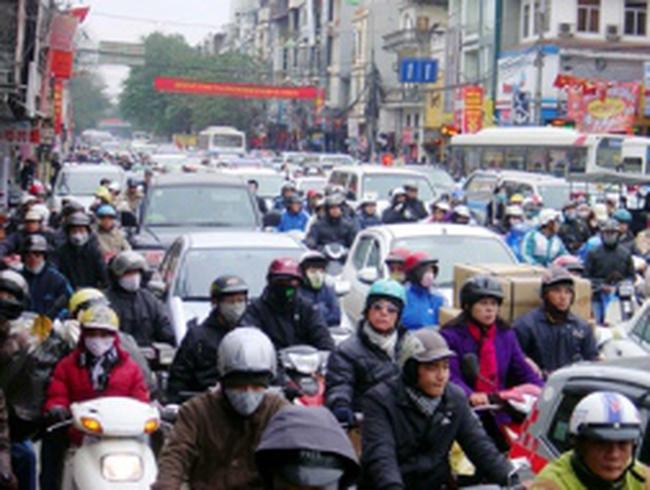 Kiến nghị tới 2013 mới thu quỹ bảo trì đường bộ