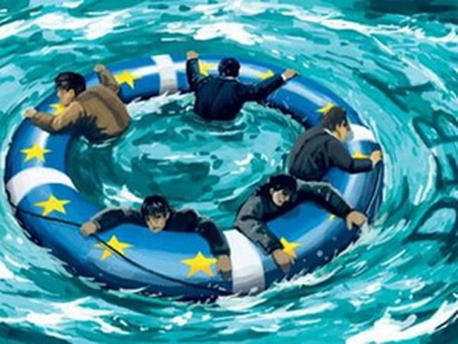 Cơn bão khủng hoảng nợ công châu Âu đã tạm lắng