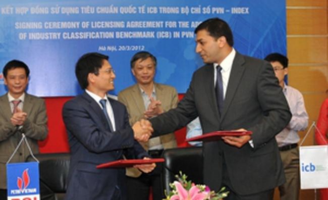 PVN chuẩn bị công bố chỉ số PVN-Index vào tháng 5/2012