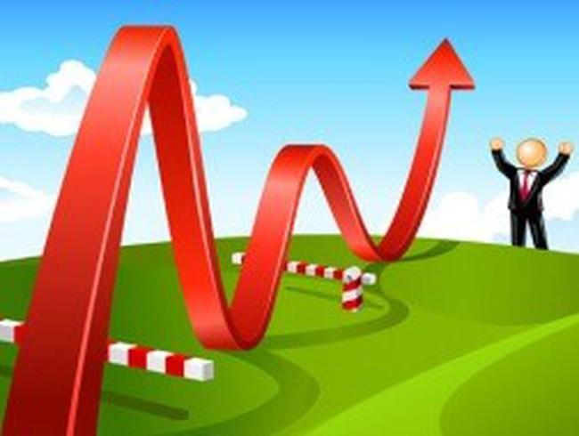 Dòng tiền tiếp tục tăng mạnh trên sàn Hà Nội, VN-Index đuối sức cuối phiên