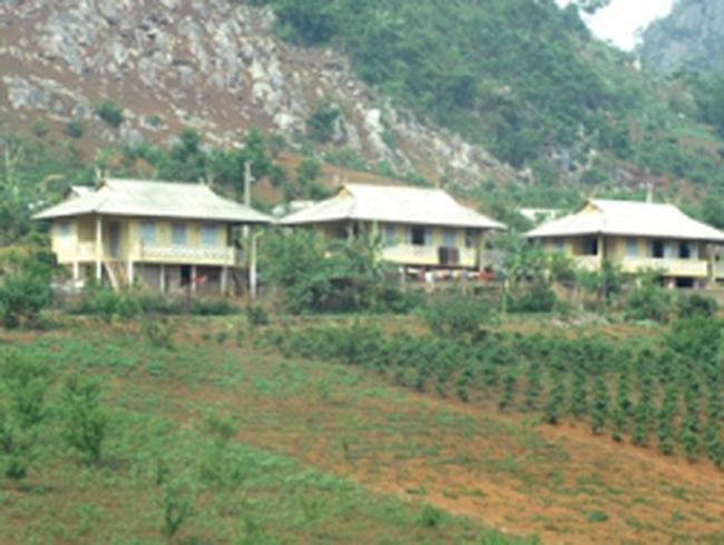 Hoàn thành tái định cư 20.000 hộ dân lòng hồ thuỷ điện Sơn La