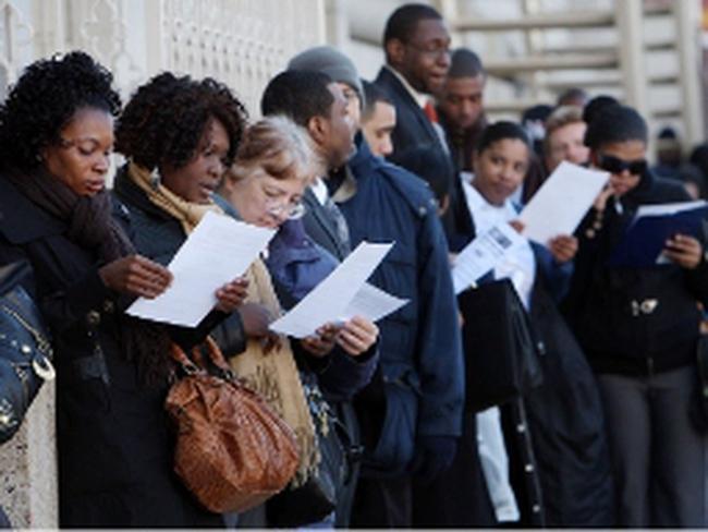 Số đơn đăng ký trợ cấp thất nghiệp Mỹ thấp nhất từ 2008