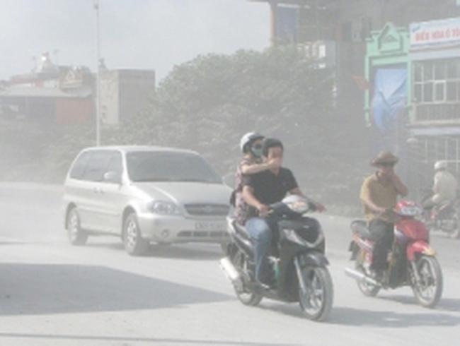 Hà Nội ô nhiễm nhất Đông Nam Á?