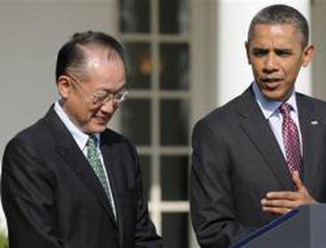 Tổng thống Obama đề cử người Mỹ gốc Á đầu tiên làm chủ tịch WB