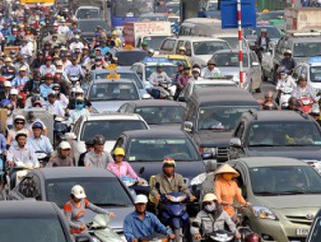 Bộ Giao thông giải trình về phí hạn chế xe cá nhân