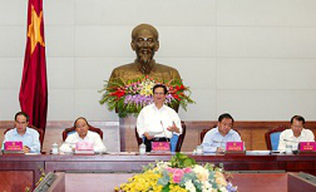 Ngày mai 25/03, Thủ tướng họp với các chuyên gia kinh tế