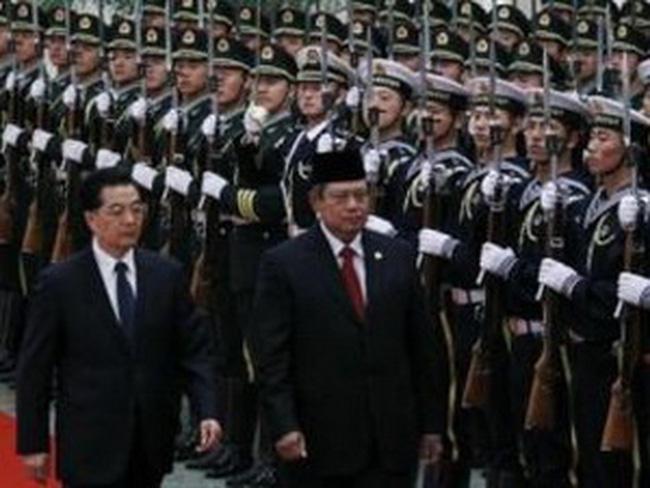 Indonesia-Trung Quốc ký các thỏa thuận đầu tư lớn