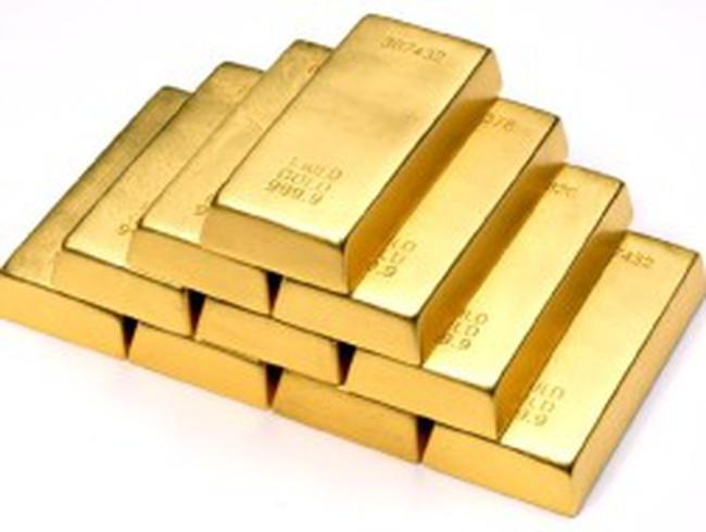 Cuối tuần, giá vàng tăng mạnh nhất trong 1 tháng