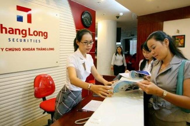 Chứng khoán Thăng Long lỗ gần 600 tỷ đồng trong năm 2011