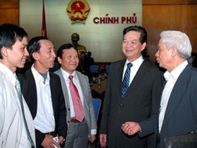 Thủ tướng tham vấn 30 nhà khoa học, chuyên gia kinh tế
