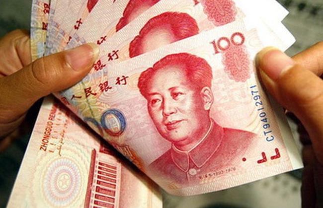Lãi suất liên ngân hàng Trung Quốc tăng mạnh