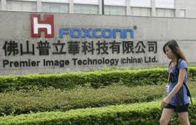 Nhiều dự án của Foxconn triển khai chậm