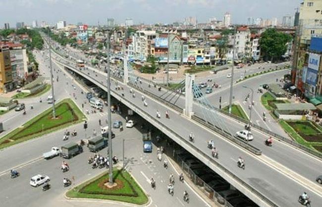 Hà Nội sẽ xây hàng loạt cầu, đường mới trong 3 năm tới