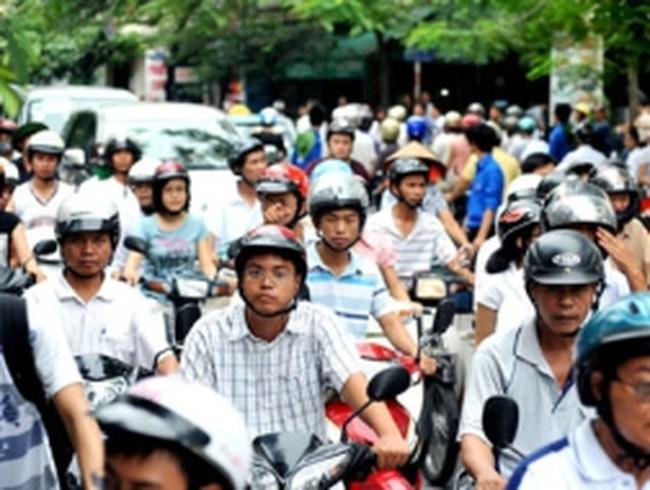 VAMA đề nghị chưa thu phí hạn chế phương tiện cá nhân