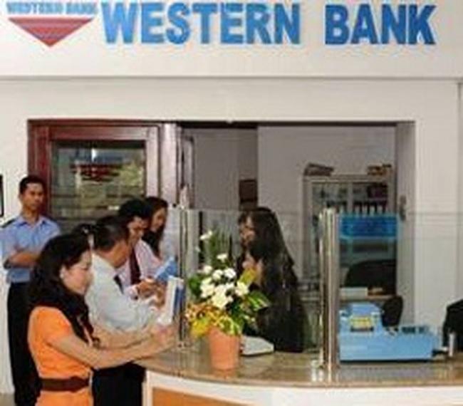 Western Bank: Lợi nhuận sau thuế hợp nhất 2011 đạt 121 tỷ