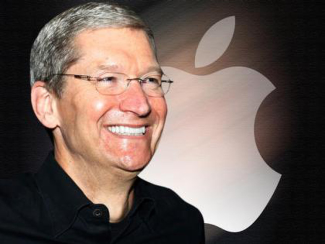 Apple dự định tăng cường đầu tư vào Trung Quốc
