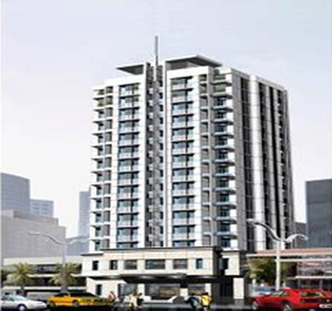La Paz Tower – Dự án chung cư dành cho người có thu nhập trung bình